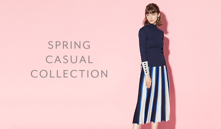 SPRING CASUAL COLLECTION