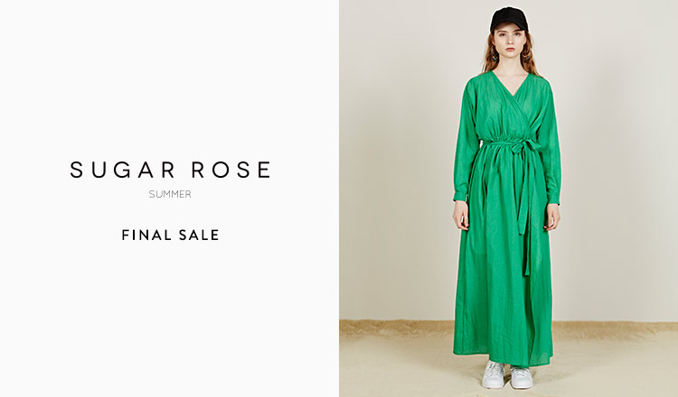 SUGAR ROSE -FINAL SALE-