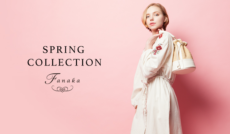 SPRING COLLECTION by FANAKA