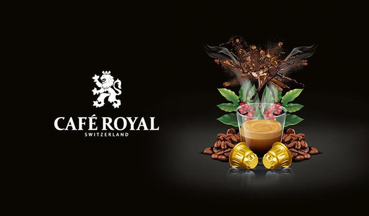 NESPRESSO -CAFE ROYAL-