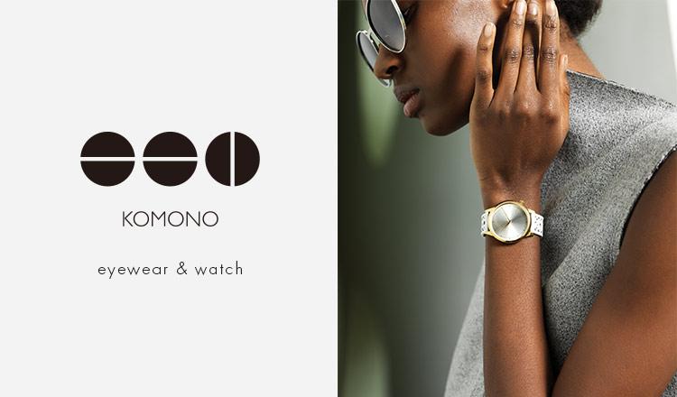 KOMONO -eyewear & watch-