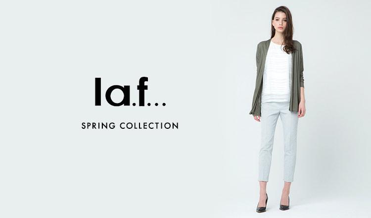 LA.F... -SPRING COLLECTION-
