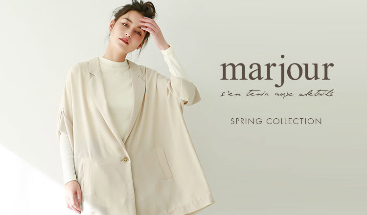 MARJOUR -SPRING COLLECTION-