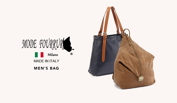 MODE FOURRURE BAG & ACCESSORIES MEN