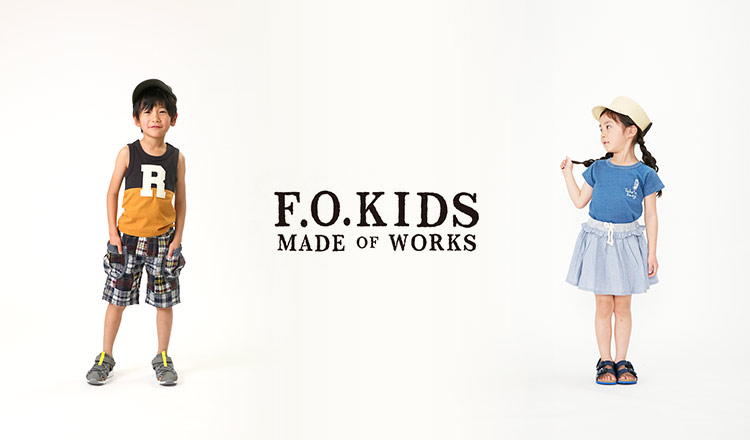 F.O.KIDS : SUMMER COLLECTION