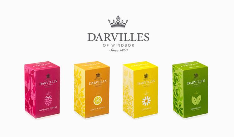 英国王室御用達の紅茶 DARVILLES OF WINDSOR
