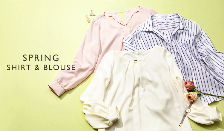 SPRING SHIRT & BLOUSE