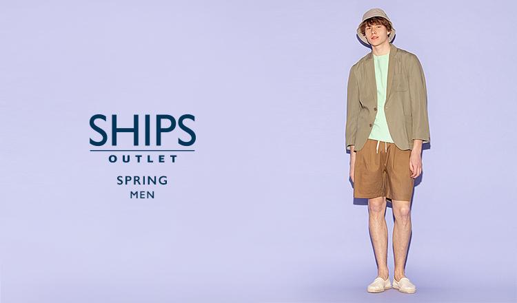 SHIPS OUTLET MEN -SPRING-