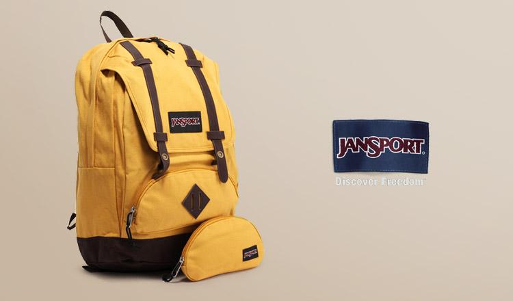 JANSPORT(ジャンスポーツ)
