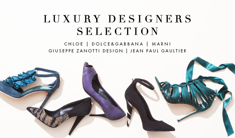 LUXURY DESIGNERS SELECTION