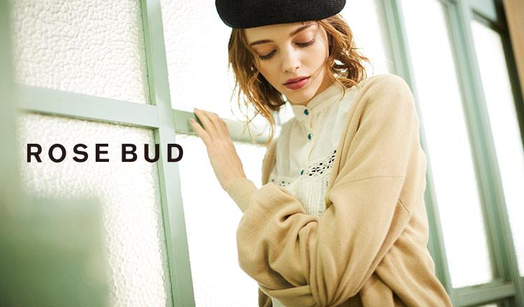 ROSE BUD -OVER 55%OFF SALE-