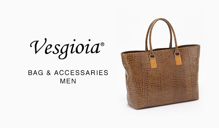 VESGIOIA BAG & ACCESSORIES MEN