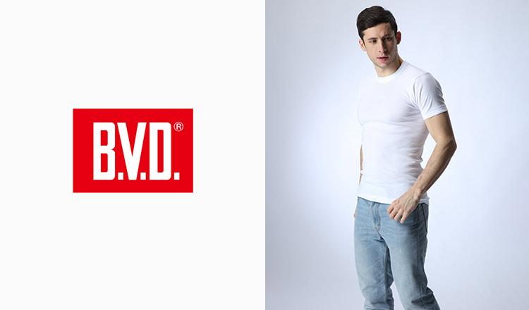 B.V.D. MEN