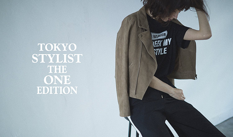 TOKYO STYLIST THE ONE EDITION -GOLDEN WEEK SPECIAL SALE-