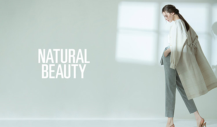NATURAL BEAUTY -GOLDEN WEEK SPECIAL SALE-