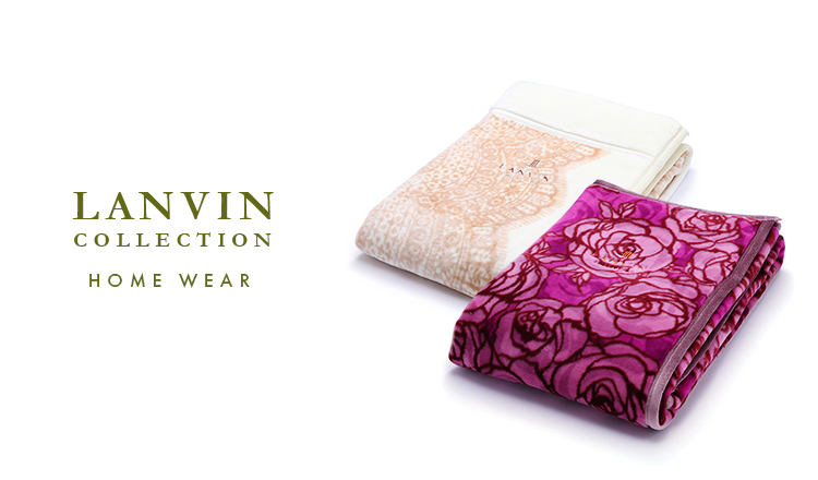 LANVIN COLLECTION -HOME WEAR-