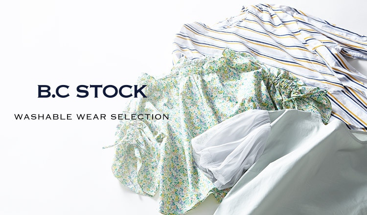 WASHABLE WEAR SELECTION by B.C STOCK