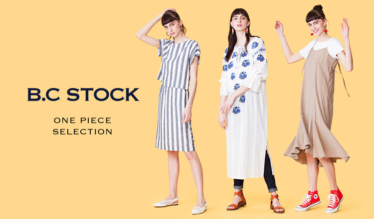 ONE PIECE SELECTION by B.C STOCK
