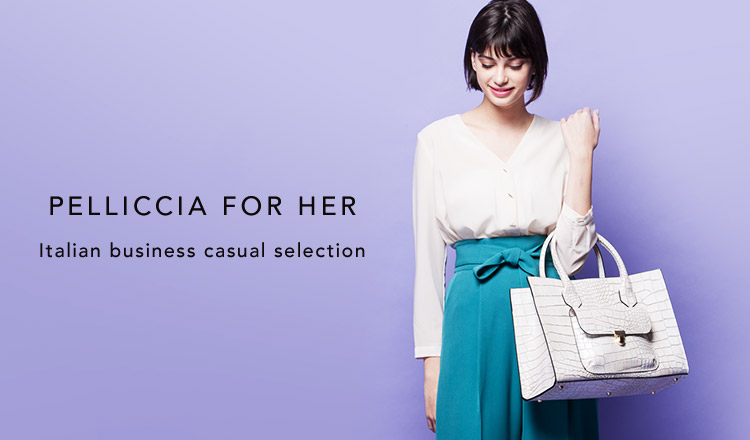 PELLICCIA FOR HER  - Italian business casual selection