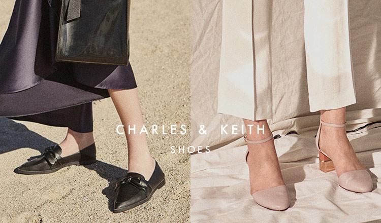 CHARLES&KEITH WOMENS/KIDS