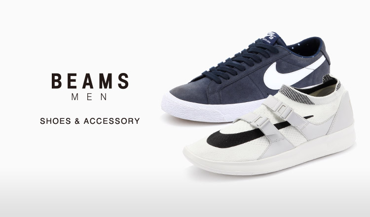 BEAMS MEN -SHOES&ACCESSORY-