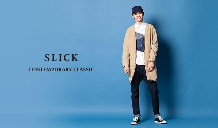 SLICK(スリック)