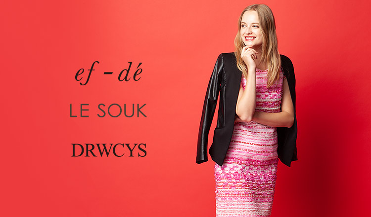 ef-de / Le souk / DRWCYS