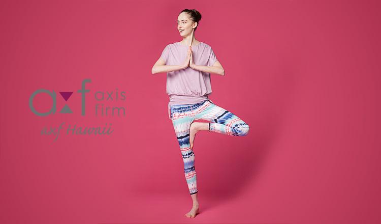 AXF HAWAII -Yoga&Gym Wear-