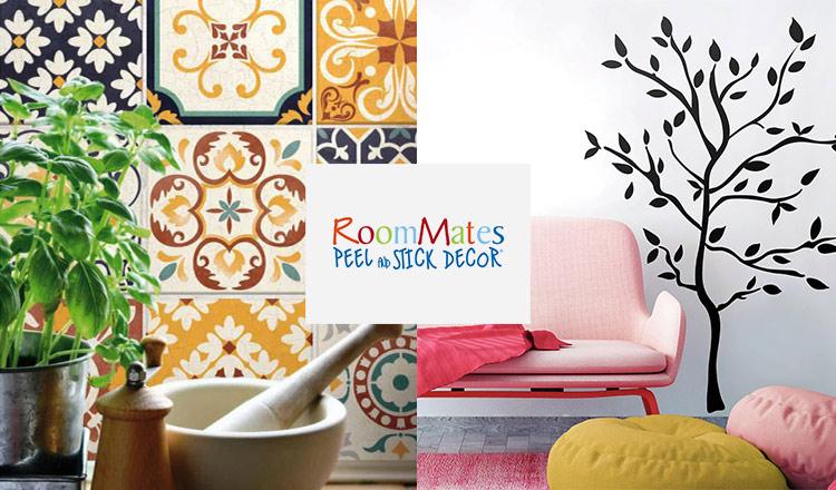RoomMates-wall sticker(ルームメイトウォールステッカー)