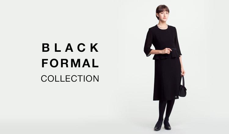 BLACK FORMAL SELECTION