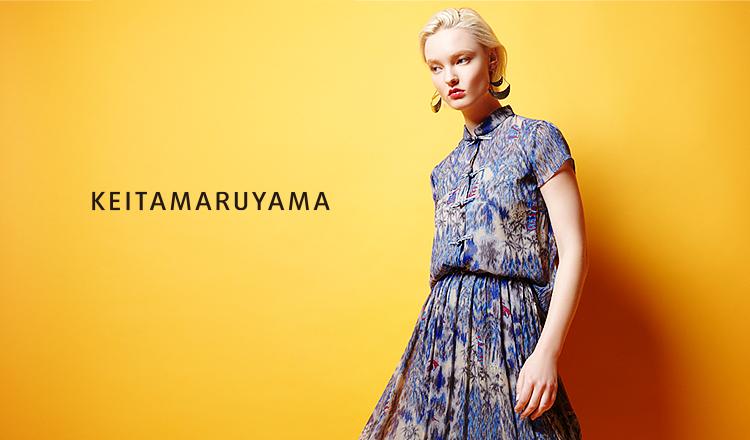KEITA MARUYAMA(ケイタマルヤマ)