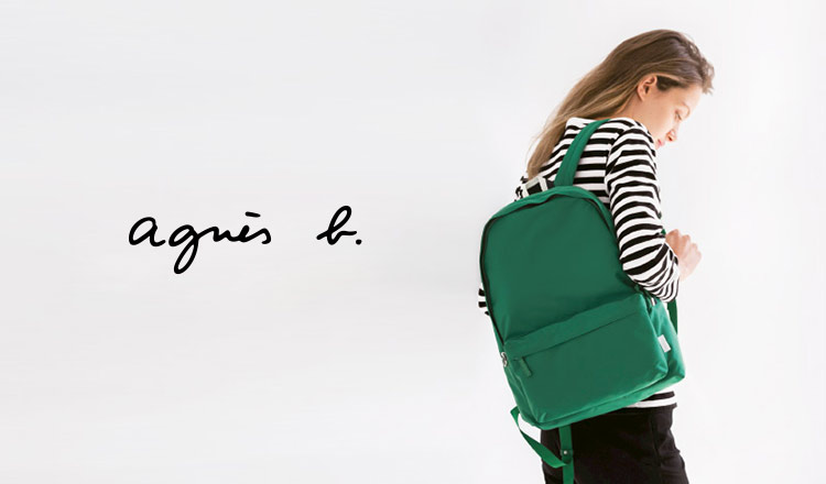 AGNES B.VOYAGE -BAG and SLG-