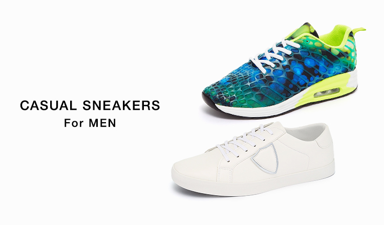 CASUAL SNEAKERS For MEN