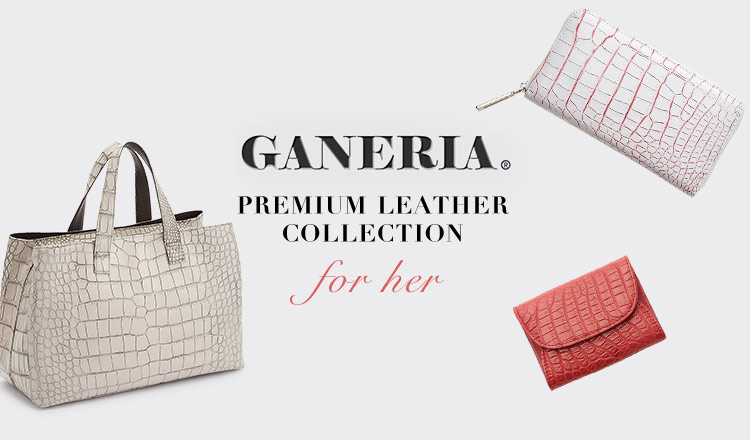 PREMIUM LEATHER SELECTION FOR HER