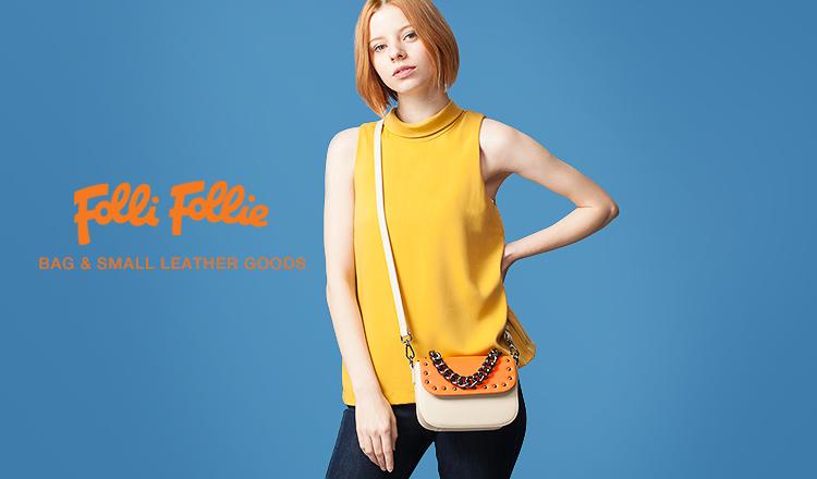 Folli Follie -BAG & SMALL LETHER GOODS SELECTION-