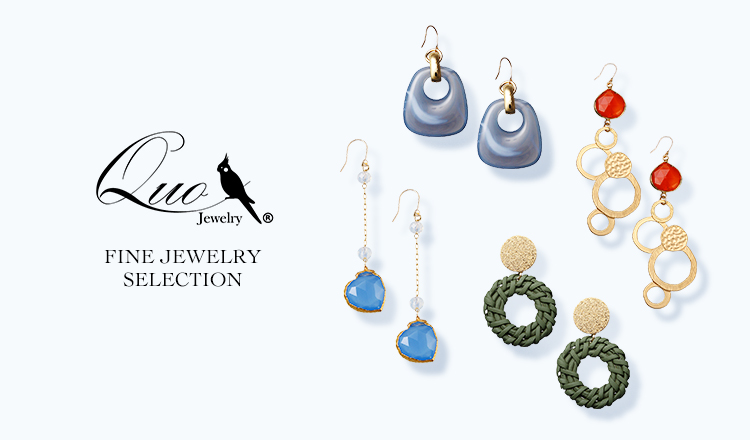 QUO JEWELRY CASUAL JEWELRY SELECTION