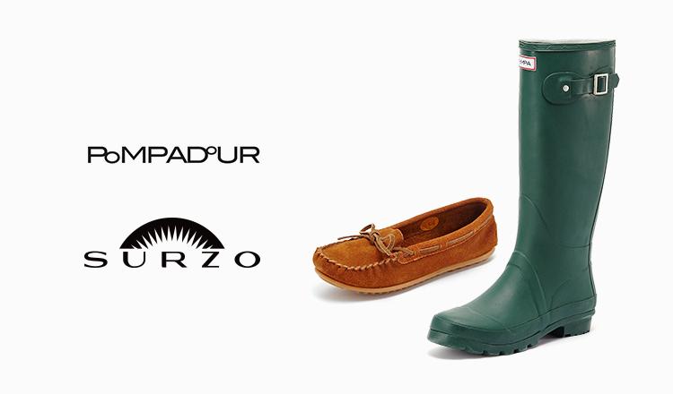 POMPADOUR/SURZO
