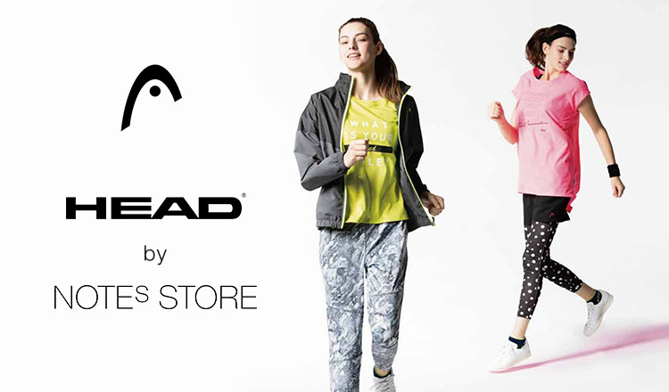 HEAD by NOTES STORE