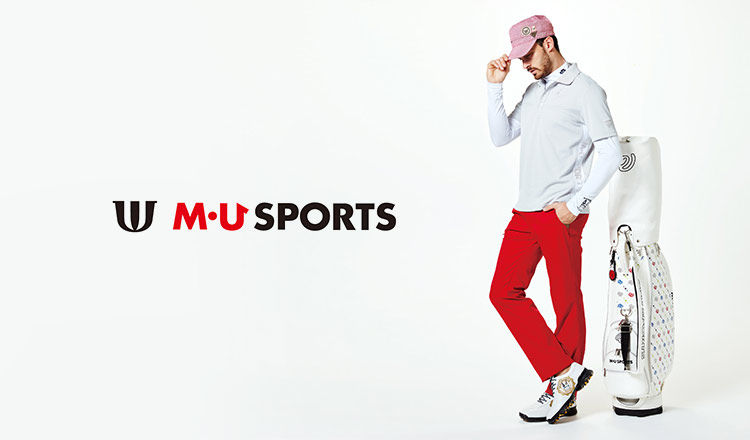 M・U SPORTS MEN