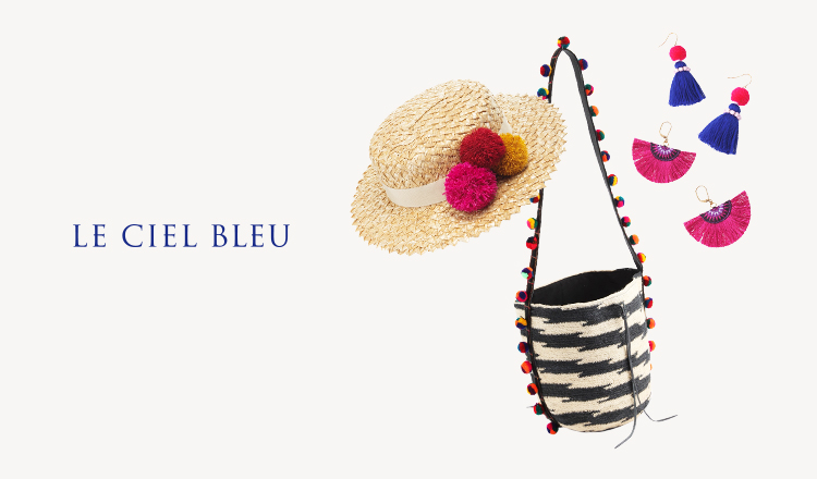 LE CIEL BLEU -SHOES&ACCESSORY-