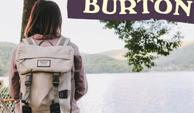 BURTON BAG