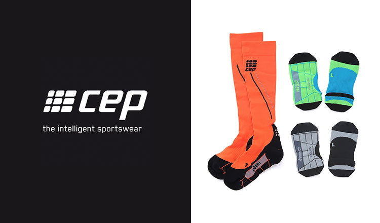 CEP the intelligent sportsocks