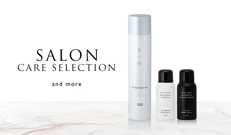 SALON CARE SELECTION and more