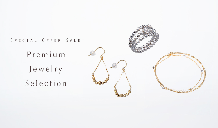 Special offer : Premium jewelry selection
