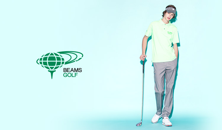 BEAMS GOLF MEN