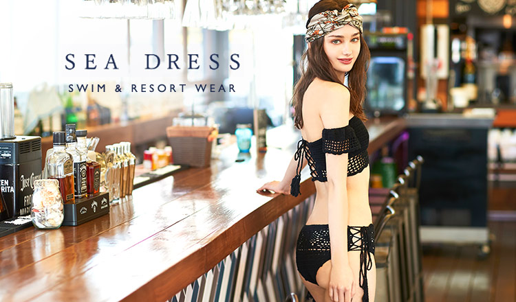 SEA DRESS -SWIM & RESORT WEAR-
