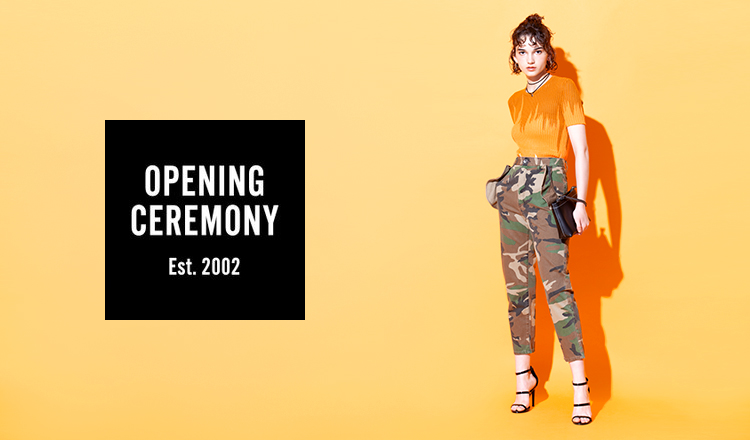 OPENING CEREMONY WOMEN