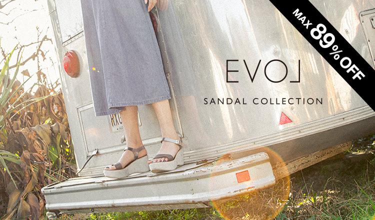 EVOL -SANDAL COLLECTION-
