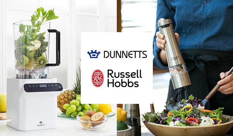 DUNNETTS/ RUSSELL HOBBS