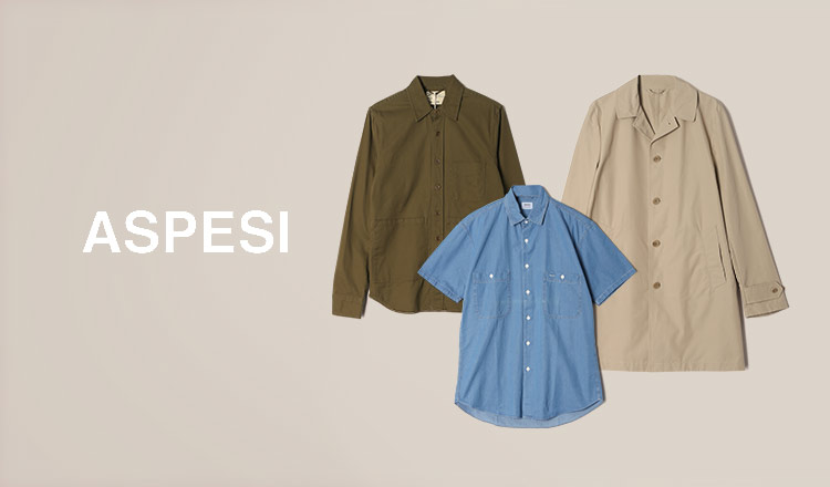 ASPESI(アスペジ)